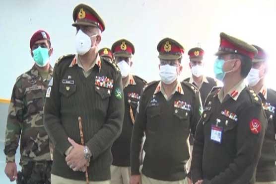 COAS lauds performance of Logistic installations staff in Rawalpindi