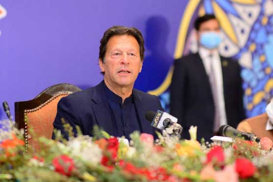 No plan to stop opposition's long march: PM Imran