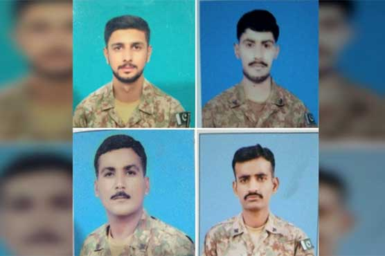 South Waziristan: Four soldiers martyred in attack on check post