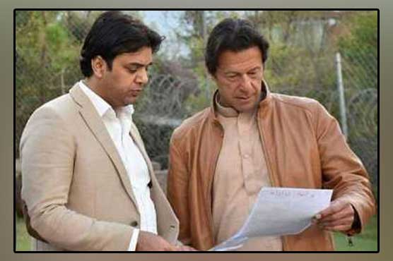 Usman Dar steps down as Special Assistant to Prime Minister