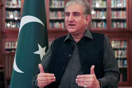 FM Qureshi terms Naval Exercise Aman big success of Pakistan