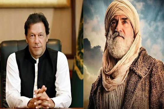 Ertugrul Ghazi's Osman Soykut thanks PM Imran for promoting teachings of Ibn Arabi
