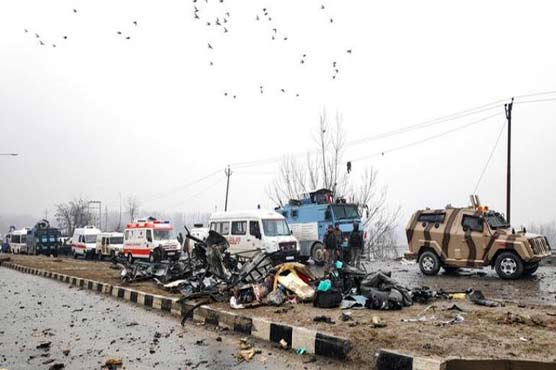 Second anniversary of Pulwama attack being observed