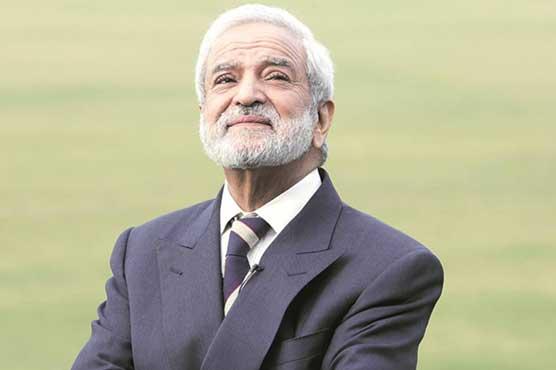 Ehsan Mani congratulates national team on series win