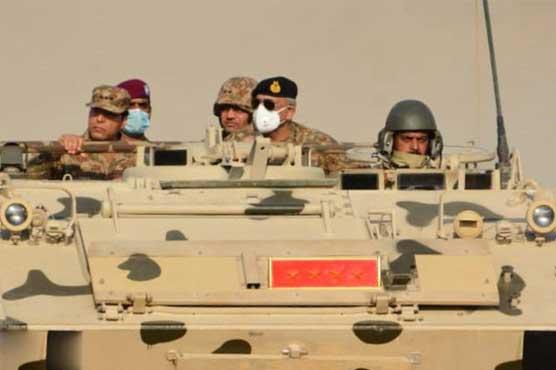 Vigorous training, standard of preparedness guarantee peace: COAS