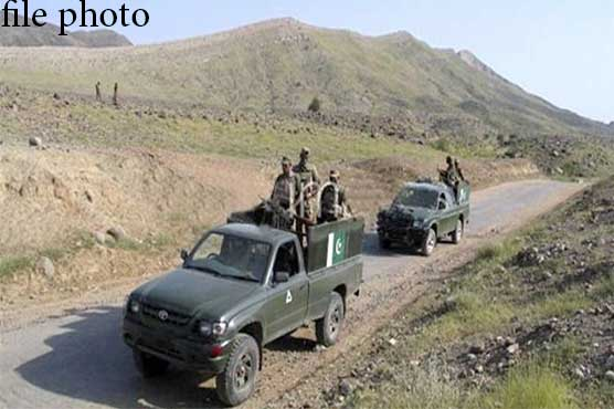 Three terrorists killed by security forces in North Waziristan