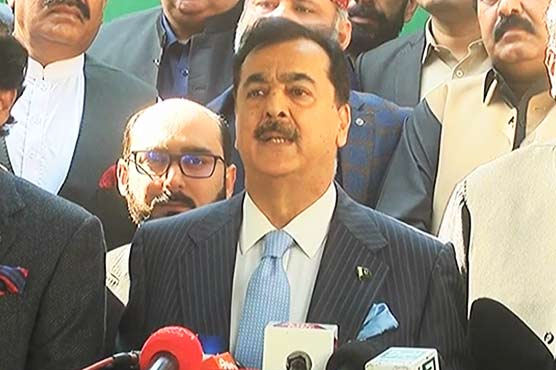 Gillani's candidacy for Senate polls: ECP directs lawyer to submit arguments till 3pm