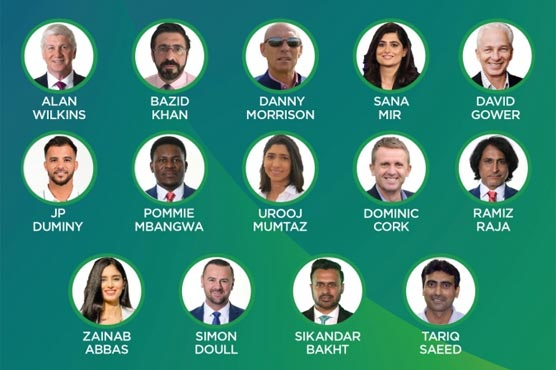 PCB announces star-studded commentary panel for PSL 6