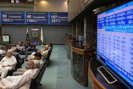 PSX loses 99.81 points to close at 46,768.14 points