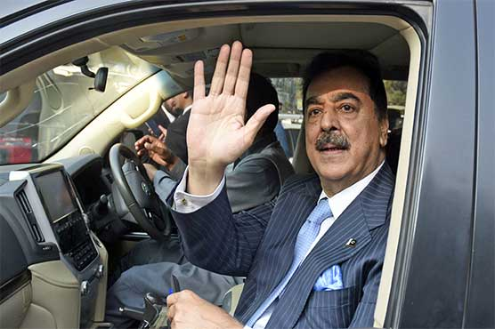 ECP rejects PTI's objections, allows Yousaf Raza Gillani to contest Senate polls