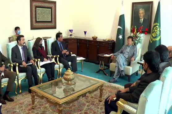 PM instructs to utilize modern technology for restoration of forests