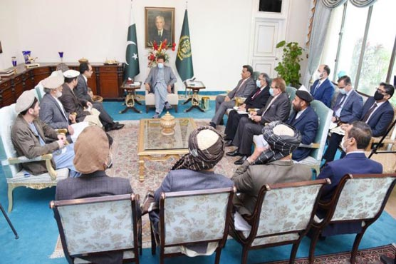 Peace in Afghanistan will have lasting benefits for region: PM
