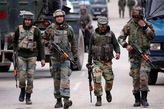 Indian troops martyr three Kashmiris in IIOJK