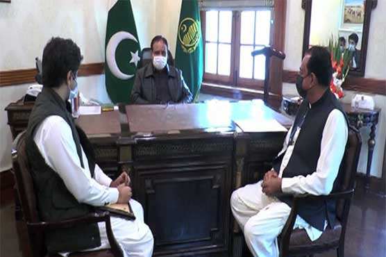 PM Imran-led govt rectified mistakes made in past: CM Buzdar