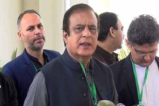 PTI wants strong democracy in Pakistan: Shibli Faraz