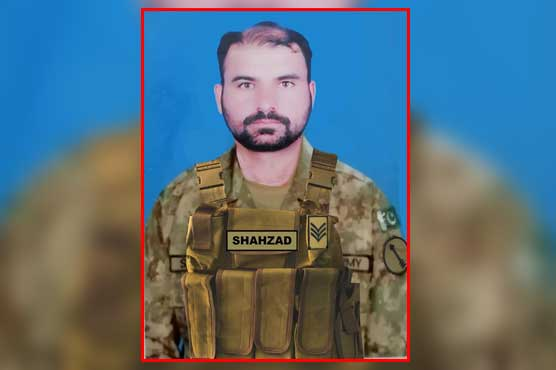 Soldier embraces martyrdom, two terrorists killed in North Waziristan