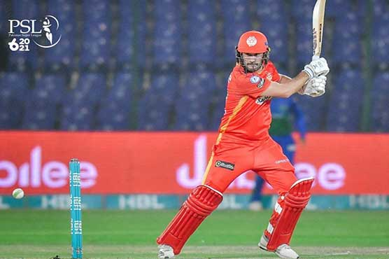 PSL-6 Islamabad United Vs Multan Sultans: Lewis Gregory powers United to three-wicket win