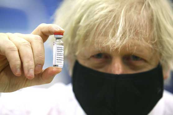 UK accelerates vaccine rollout as end of lockdown in sight