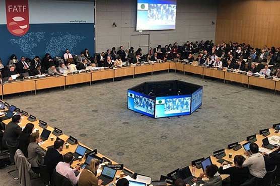 FATF meets today to decide on Pakistan's status of grey list