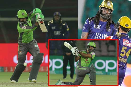PSL-6: Hafeez, Fakhar lead Lahore Qalandars to an easy win against Quetta Gladiators