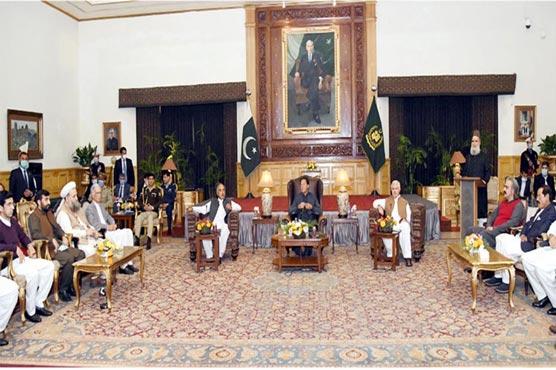 People used politics to make money: PM Imran