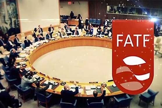 Pakistan presents report on implementation of FATF recommendations
