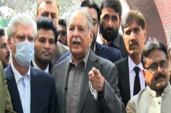 Senate polls: Election Tribunal upholds Pervaiz Rashid's disqualification by ECP