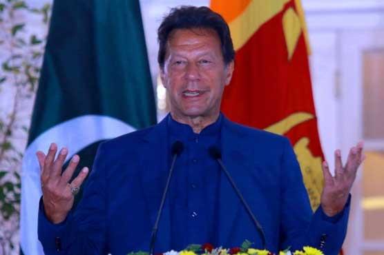 Pakistan, Sri Lanka face similar challenges: PM Imran