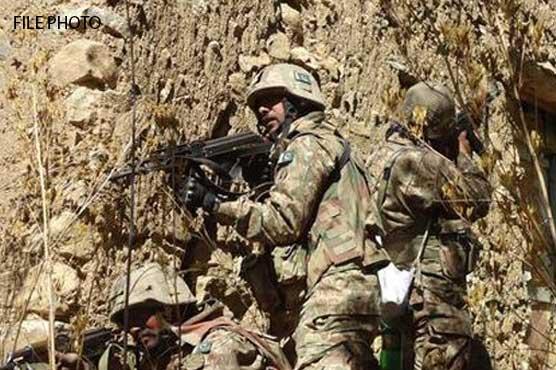TTP commander gunned down in North Waziristan: ISPR