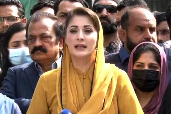 Maryam Nawaz reiterates demand for re-election in NA-75