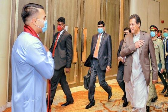 PM Imran inaugurates Sri Lanka's High Performance Sports Complex