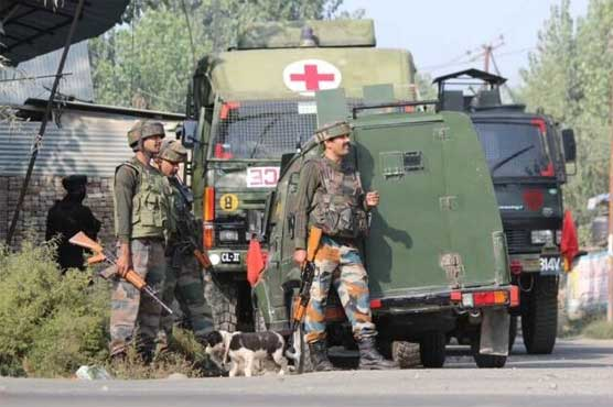 Indian troops martyr two youth in IIOJK