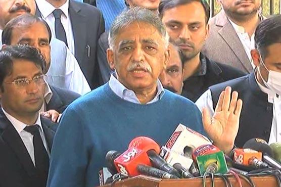 PM Imran behind Daska by-election rigging: Zubair