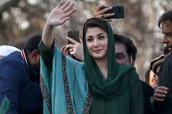 Maryam Nawaz lauds ECP's decision of re-polling in NA-75