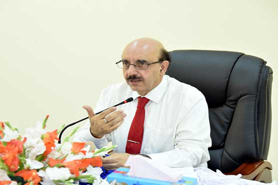 AJK President urges youth to complete Pakistan by liberating Kashmir