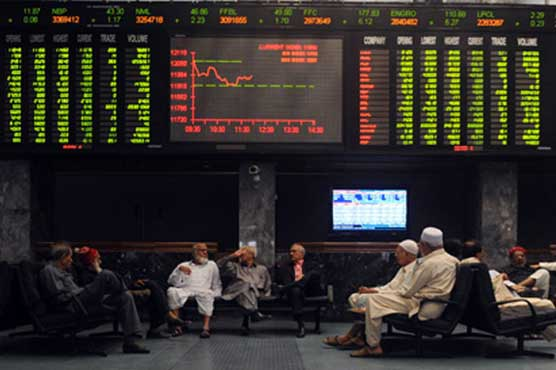 PSX gains 603 points to close at 45,965 points