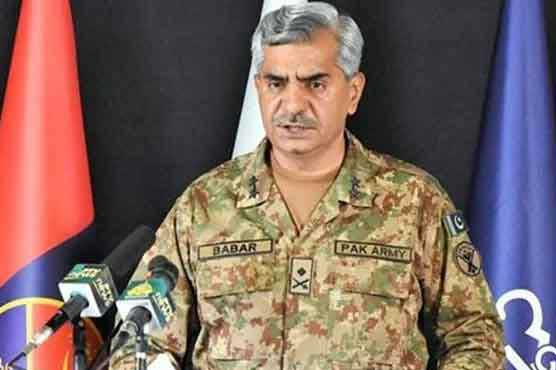 Everyone wants peace, maintaining ceasefire is first step: DG ISPR