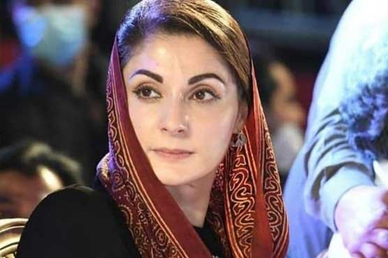 Challenging ECP verdict proves NA-75 by-election was rigged: Maryam Nawaz