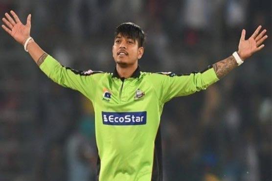 Sandeep Lamichanne replaces Lahore Qalandars' Rashid Khan