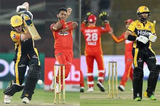 Peshawar Zalmi beat Islamabad United by six wickets