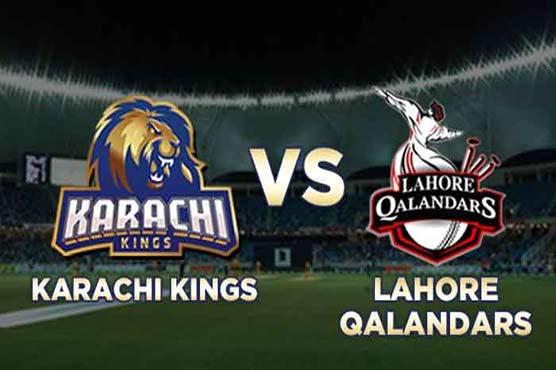 PSL-6: Karachi Kings to take on Lahore Qalandars today