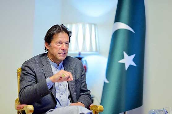 PM Imran congratulates Chinese President for eradicating poverty