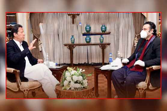 Corrupt opposition's entire campaign is for NRO not public: PM Imran