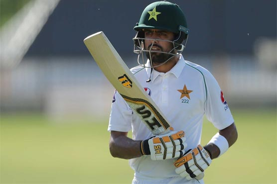 Babar Azam out of second New Zealand Test