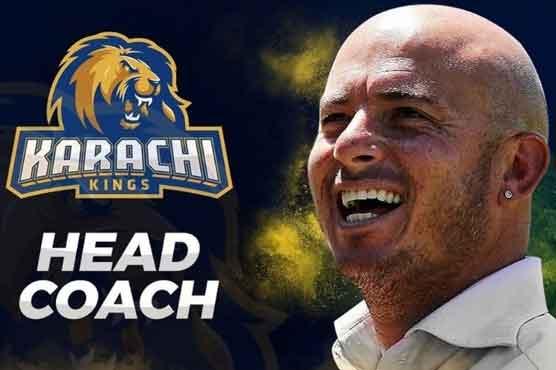 Karachi Kings ropes-in Gibbs as head coach
