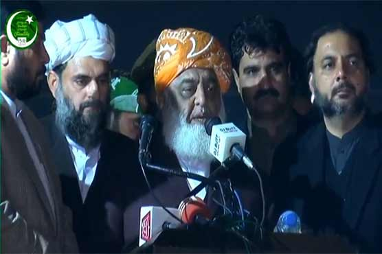 PDM will continue struggle for real democracy and change: Fazlur Rehman