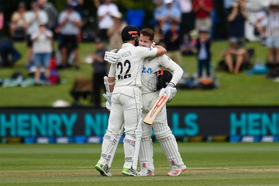 New Zealand declare at 659 for six, lead Pakistan by 362