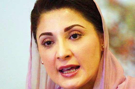 Conspiracy to dethrone Nawaz govt coming to fore: Maryam Nawaz