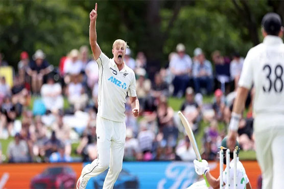New Zealand's Jamieson takes 10 for match as Pakistan face big defeat