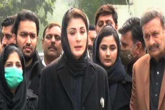 PM Imran apathetic towards Hazara community protest: Maryam Nawaz